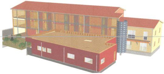 Foyer Des Arts Schimmliges Brot : Constructions neuves le bureau d etudes béton armé